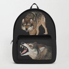 Wondering Wolf Backpack