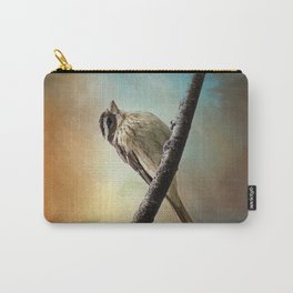 Wisconsin Songbird ~ Ginkelmier Inspired Carry-All Pouch