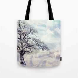 Winter Symphony Tote Bag