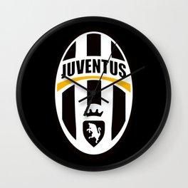 Juventus Wall Clock