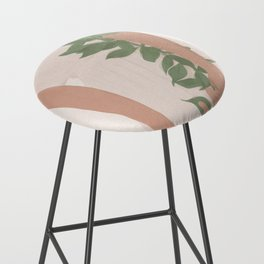 Holding on to a Branch Bar Stool