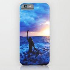 Sunset Swimmer iPhone 6s Slim Case
