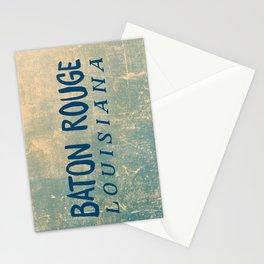 BATON ROUGE LOUSIANA Stationery Cards