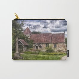 East Chiltington Church Carry-All Pouch