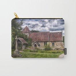 East Chiltington Church Carry-All Pouch