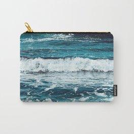Ocean Rainbow Carry-All Pouch