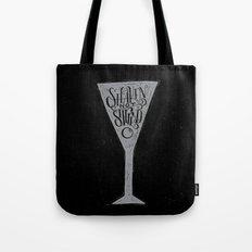 James Bond Tote Bag