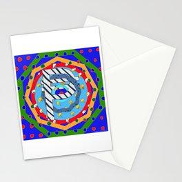 Fruit Machine 12 Stationery Cards