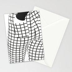 Minimalistic B-Side Stationery Cards