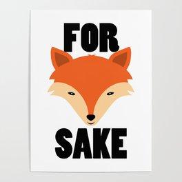 FOR FOX SAKE Poster