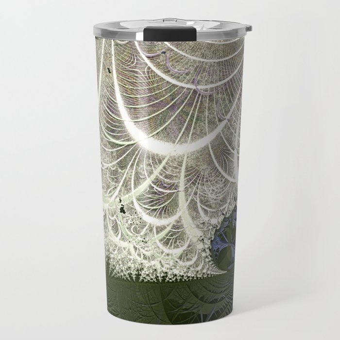 Defying the winds Travel Mug