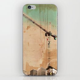 The Crane iPhone Skin