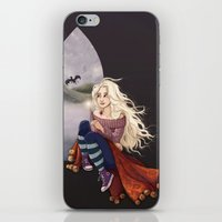 luna lovegood iPhone & iPod Skins featuring Luna Lovegood by Laure Lilyvale