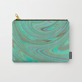 GREEN FANCY Carry-All Pouch