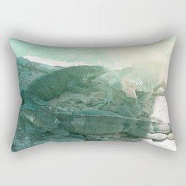 Lizard Version of Three Amigos Rectangular Pillow