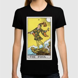 00 - The Fool T-shirt