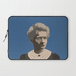 Marie Curie Laptop Sleeve