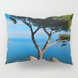 Italy. Amalfi Treescape Pillow Sham