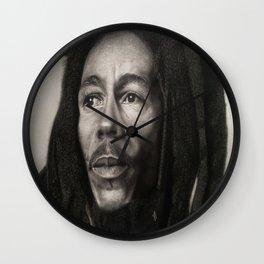 Marley Drawing Wall Clock