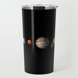 The Solar System Travel Mug