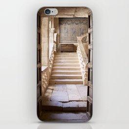 Château de Beynac: Interior iPhone Skin
