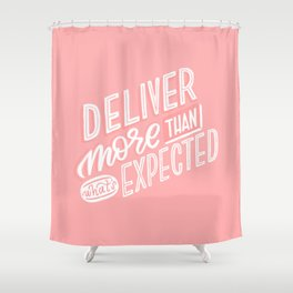 deliver more Shower Curtain