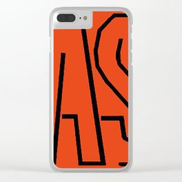 GASP Clear iPhone Case