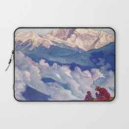 12,000pixel-500dpi - Nicholas Roerich - Pearl Of Searching - Digital Remastered Edition Laptop Sleeve
