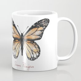Danaus plexippus Coffee Mug