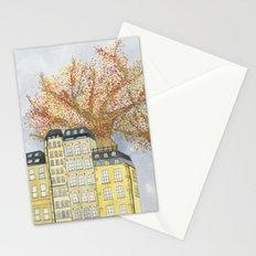 Where Do You Live Stationery Cards