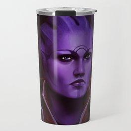 Mass Effect: Aria T'Loak Travel Mug