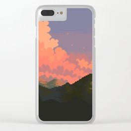 19:37:12 Clear iPhone Case