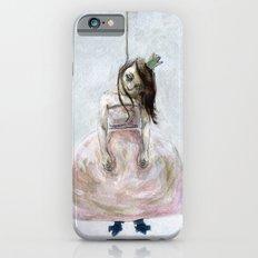 sad princess iPhone 6s Slim Case