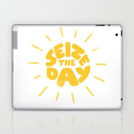 Seize the day Laptop & iPad Skin