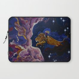 Lily the Lionhearted Laptop Sleeve