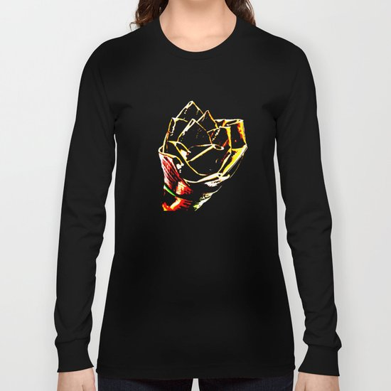 Solar Flower Long Sleeve T-shirt