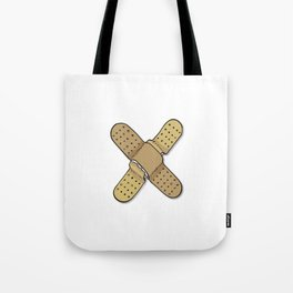 The X Letter Tote Bag