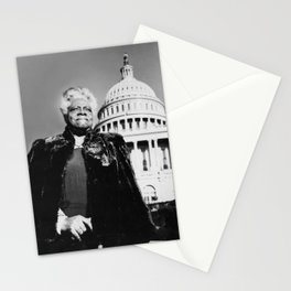 Mary Jane McLeod Bethune - Society6 - Stateswoman Philanthropist Womanist BLM 21 Stationery Cards