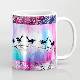 Pink collage Coffee Mug