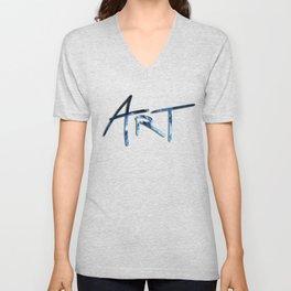 Art Break Unisex V-Neck