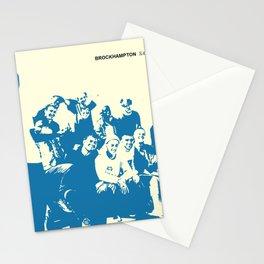 Brckhampton Saturation 3 Stationery Cards