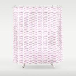 Lambda Shower Curtain