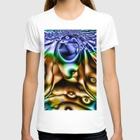 lsd T-shirts featuring LSD by Robin Curtiss