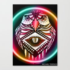 Night Hawk Canvas Print