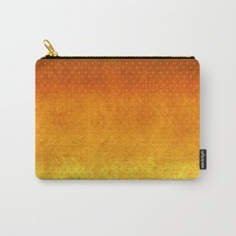 """""""Sabana Sunset Degraded Polka Dots"""" Carry-All Pouch"""