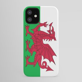 Welsh Flag of Wales iPhone Case