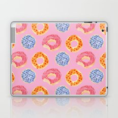 sweet things: doughnuts (pink) Laptop & iPad Skin