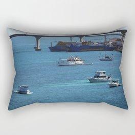 Bahamas Cruise Series 112 Rectangular Pillow
