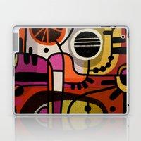 WANDERINGS Laptop & iPad Skin