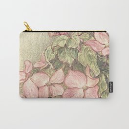 Satomi Dogwood, Pencil Sketch II Carry-All Pouch